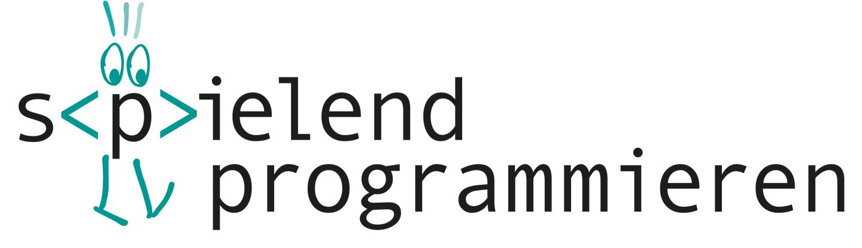 Spielend Programmieren Logo