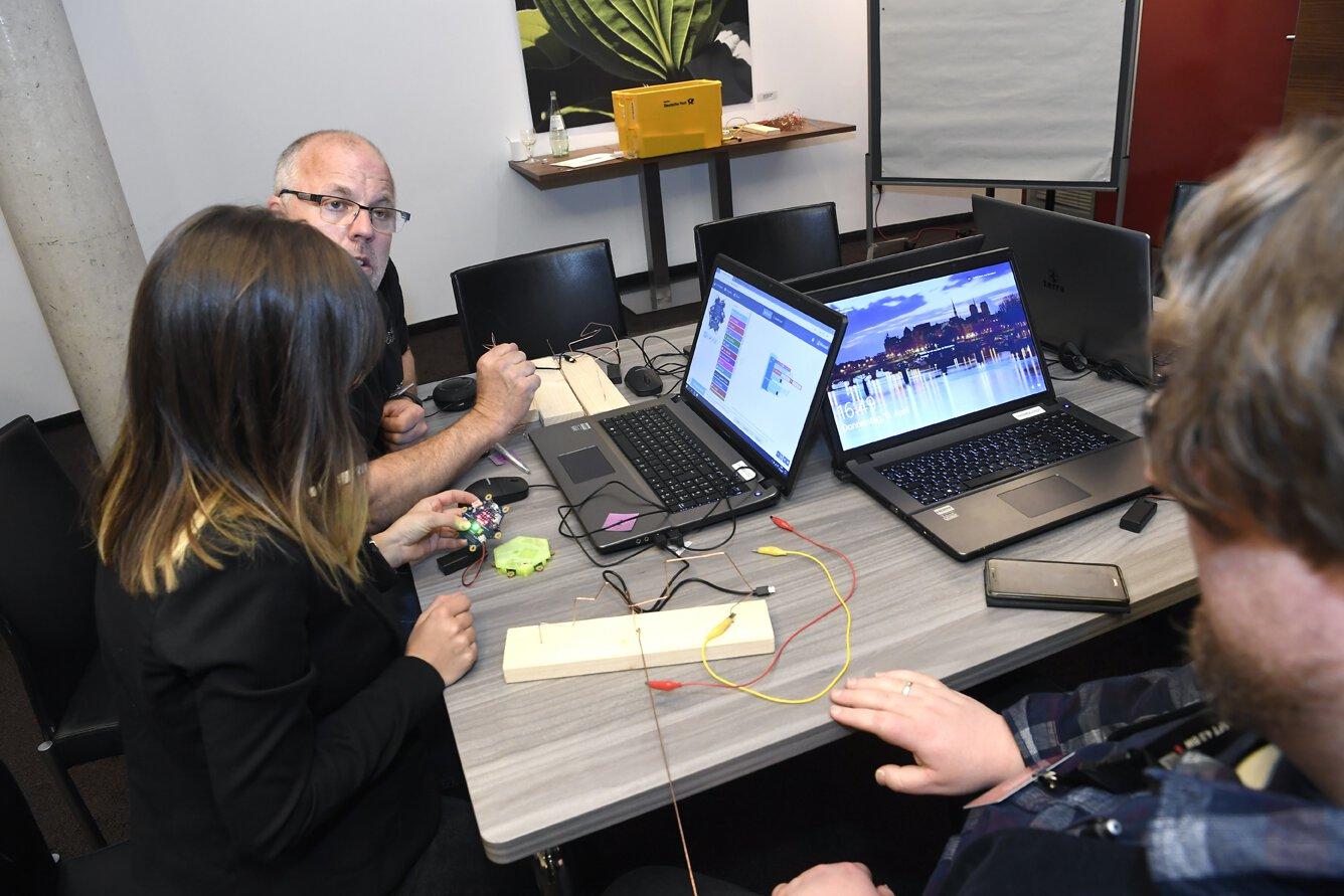Coding Workshop spielend programmieren