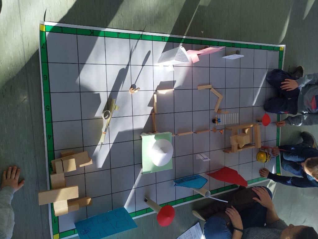 Eltern-Kind-Workshop spielend programmieren