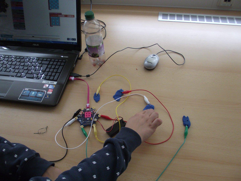 Firmenworkshop Kinderprogramm spielend programmieren