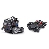 Teknotoys Active Bricks RC 2in1 Truck & Sportwagen...