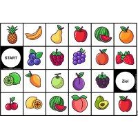 Spiel- und Lernmatte für Bee-Bot und Blue-Bot -...