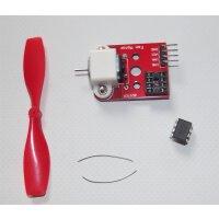 Propeller- / Lüftermodul für Arduino und Calliope