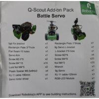 Robobloq MINT Erweiterung 3-in1 - Battle Servo Pack -...