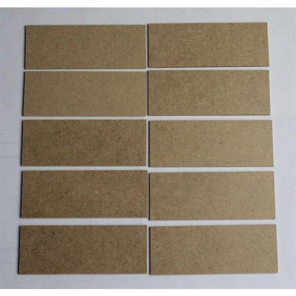 B-BotWorld: Steckplatten Basic 10er Set