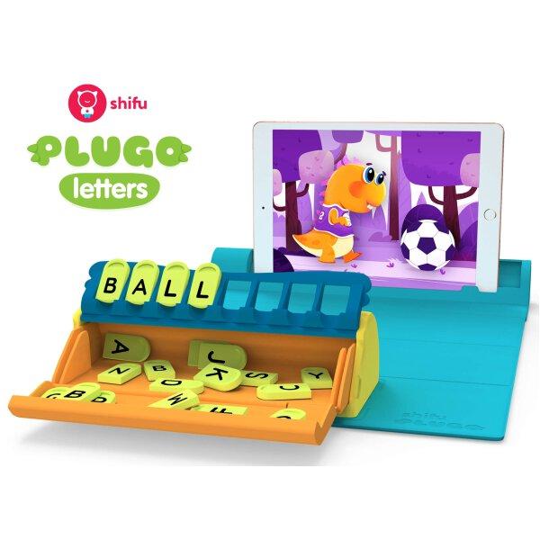 Plugo Letters - Shifu