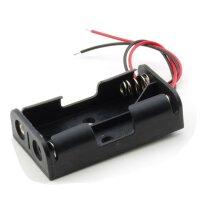 Batteriehalter für 2xAA Mignon Batterien 3V (2x 1.5V)