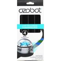 Ozobot Schwarze Marker / Farbstifte (4er Pack)