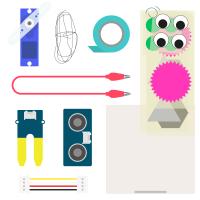 TinySuperLab Workshop-Box 2 für die Hacker-Workshops...