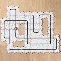 Ozobot Challenge Puzzle Set