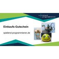 Einkaufs-Gutschein - Wert 25 Euro