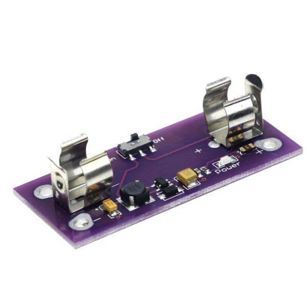 Power  Modul für AAA Batterie Ausgang 5V -200mAh