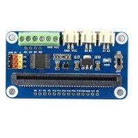 micro:bit Motorcontroller  für 2 Motoren und 3 Servos