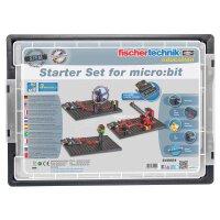 Starter Set for micro:bit mit fischertechnik