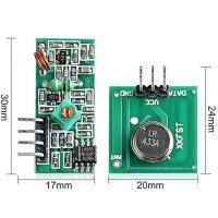 433MHz Sender und Empfänger Modul