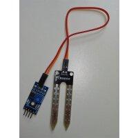 Feuchtigkeitssensor mit digitalem und analogem Ausgang